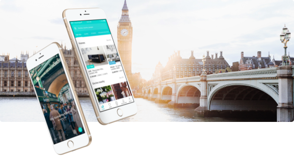 Property portal app for best properties in london